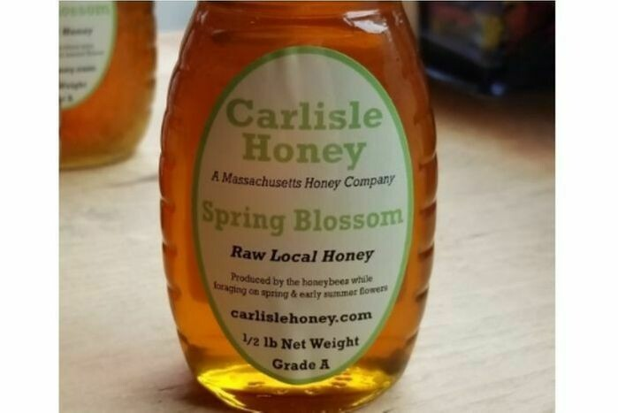 Carlisle Spring Honey 8oz