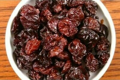 Dried Tart Cherries - 1/2 Pound Container