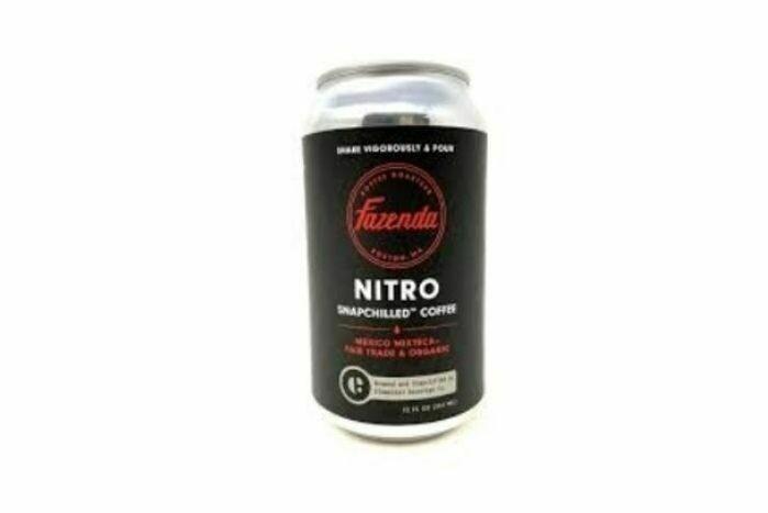 Fazenda Nitro Cold Brew 12oz