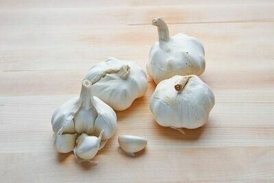 Garlic, Whole  - 1/2 Pound