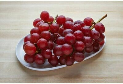 Grapes, Red Seedless  - 1/2 Pound