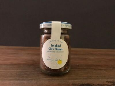 Daphnis and Chloe Chili Flakes 50g Jar