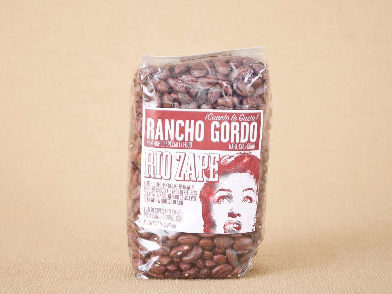 Rancho Gordo Rio Zape Beans 16oz