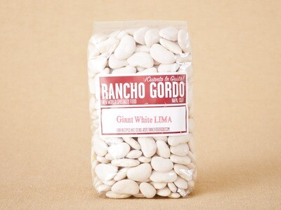 Rancho Gordo Large Lima Beans 16oz