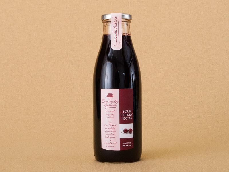 Nectars de Bourgogne Tart Cherry 750ml