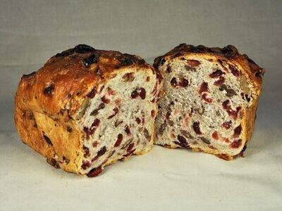 Iggy's Cranberry Nut Loaf