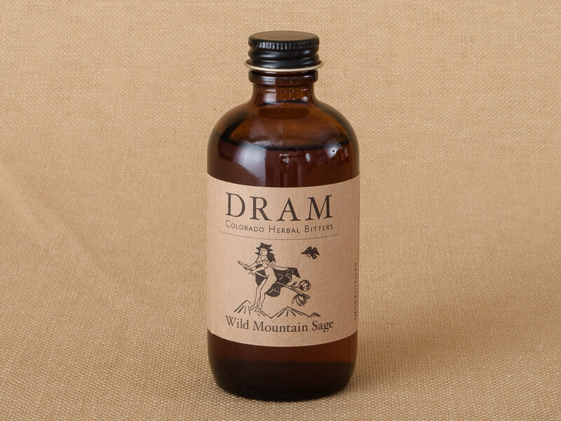 Dram Mountain Sage