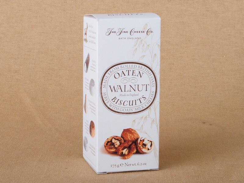 Fine Cheese Oaten Walnut Bisc.