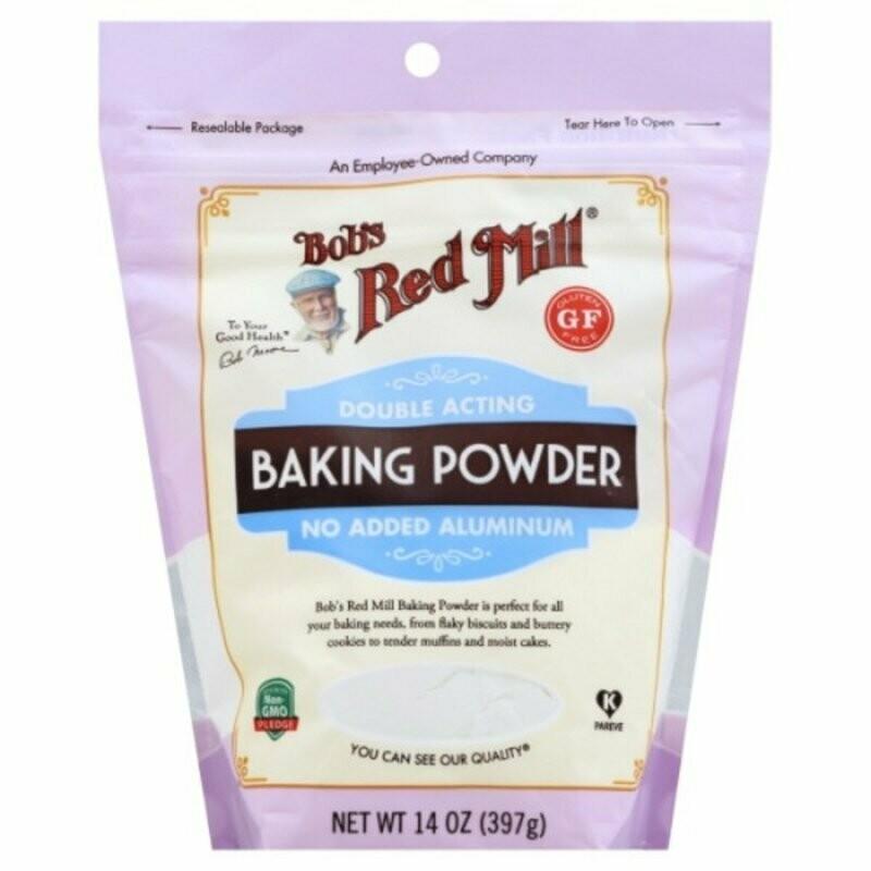 Bobs Red Mill Baking Powder 14oz