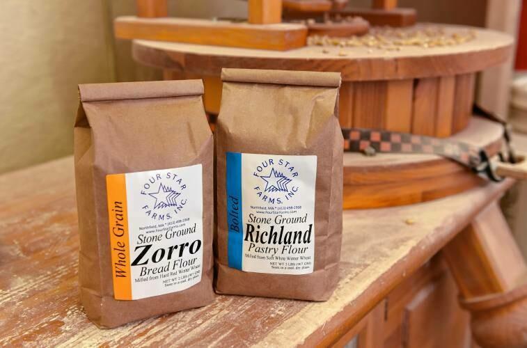 Four Star Pastry Flour Bag