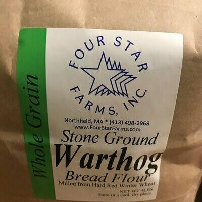 Four Star Bread Flour Bag
