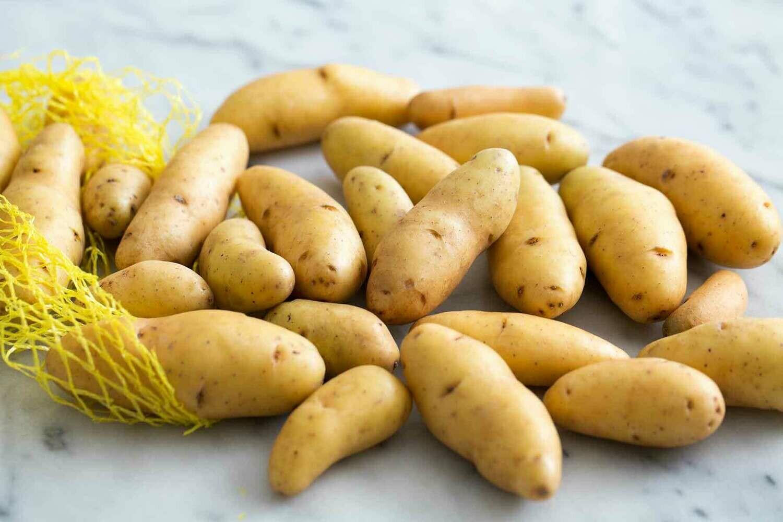 Potatoes, Fingerling  - 1/2 Pound
