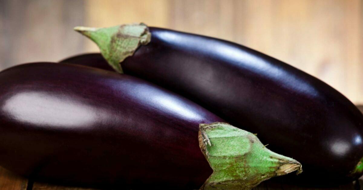 Eggplant, ORG  - 1/2 Pound