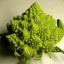 Broccoli, Romanesco  - 1/2 Pound