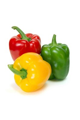 Bell Peppers - 1/2 Pound