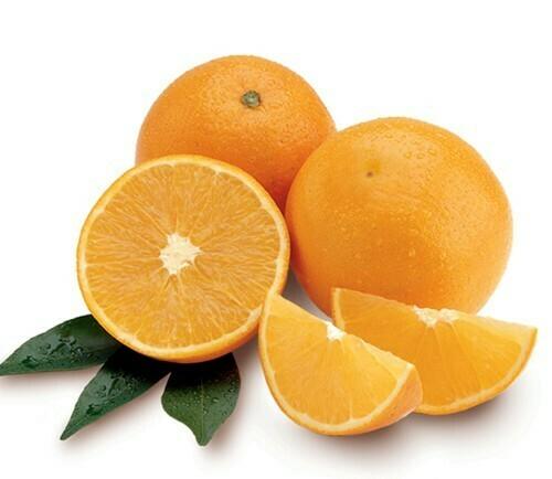 Oranges, Valencia  - 1/2 Pound
