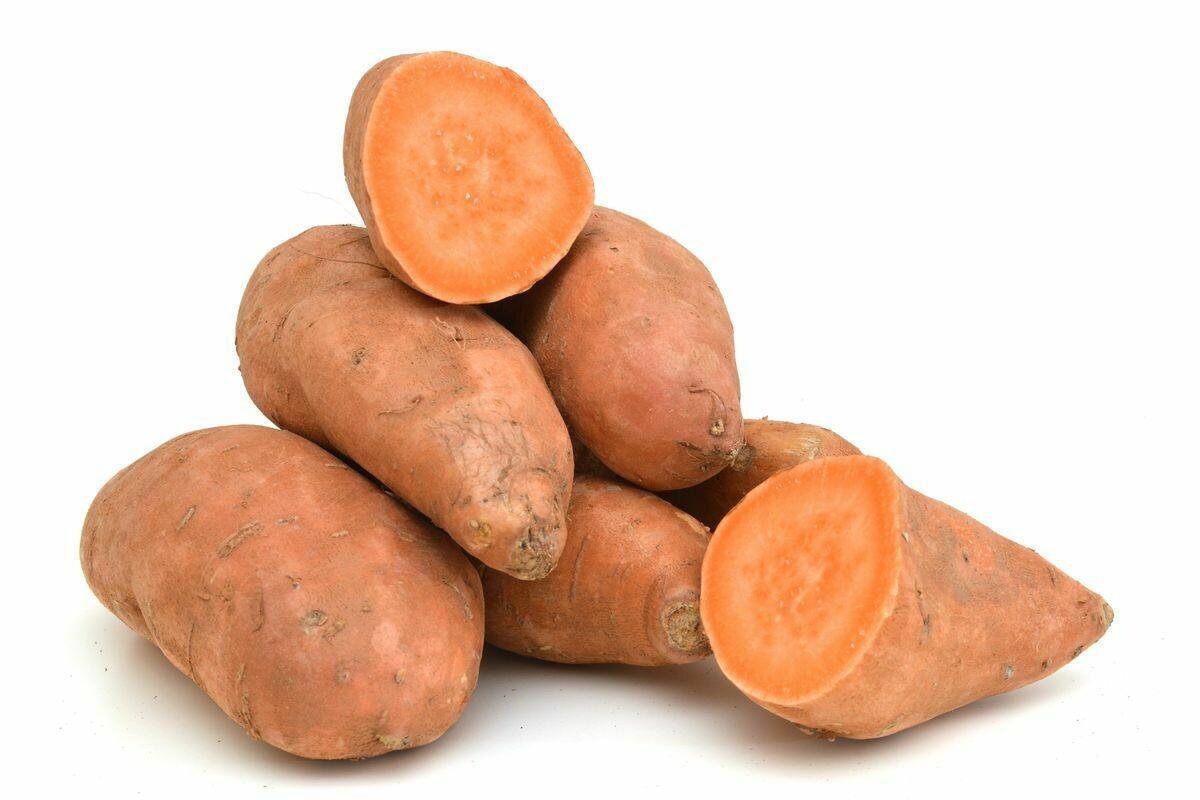 Potatoes, Sweet  - 1/2 Pound