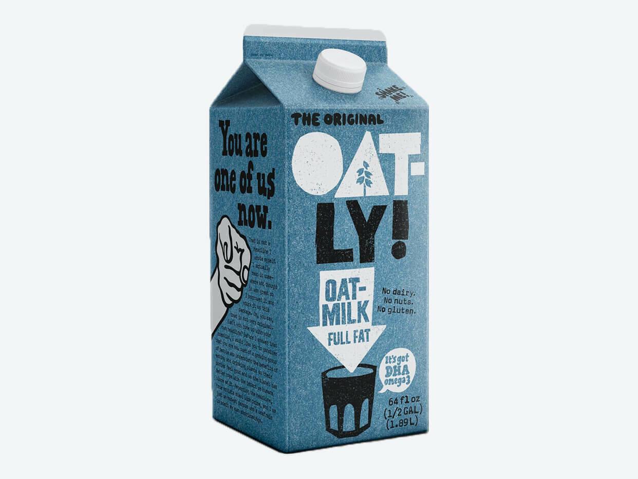 Oatly Oat Milk 1/2gl
