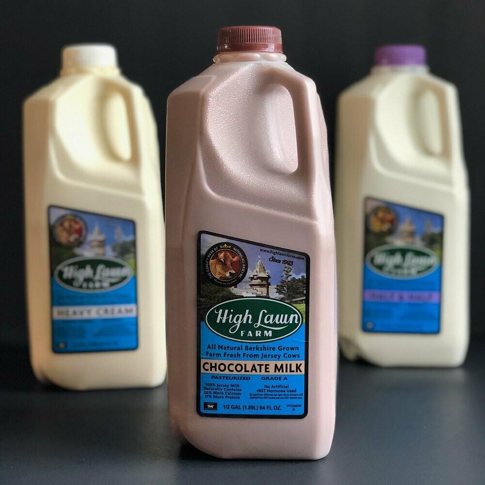 High Lawn Milk Chocolate Pint