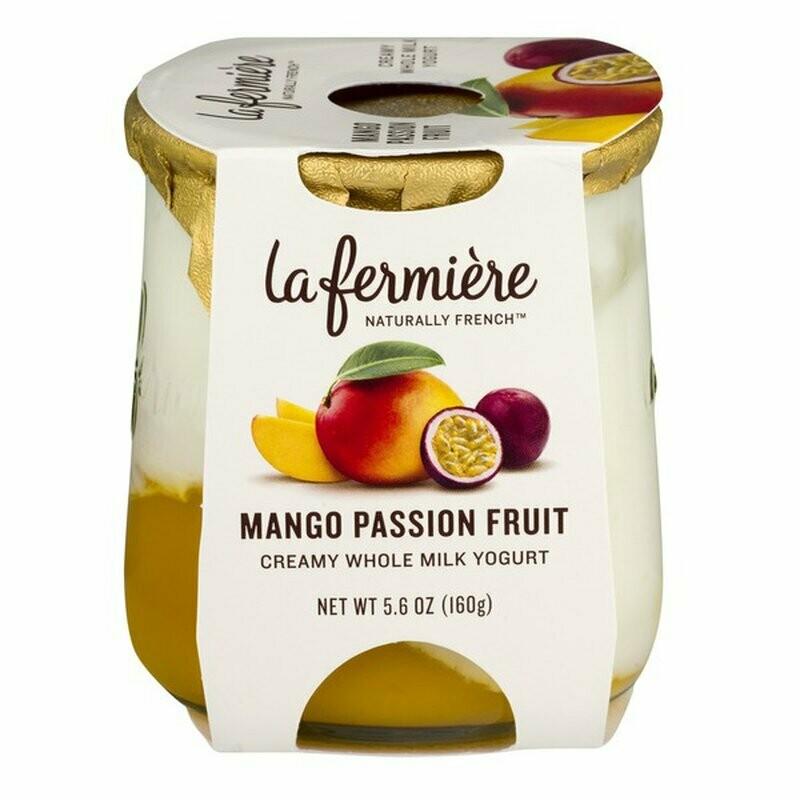 Yogurt, La Fermiere Mango Passionfruit