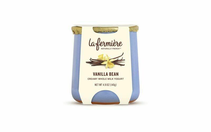 Yogurt, La Fermiere Vanilla Bean