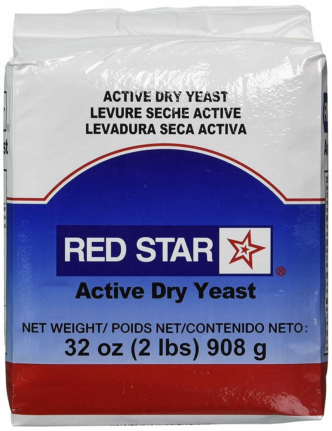 Red Star Active Yeast 6.4oz