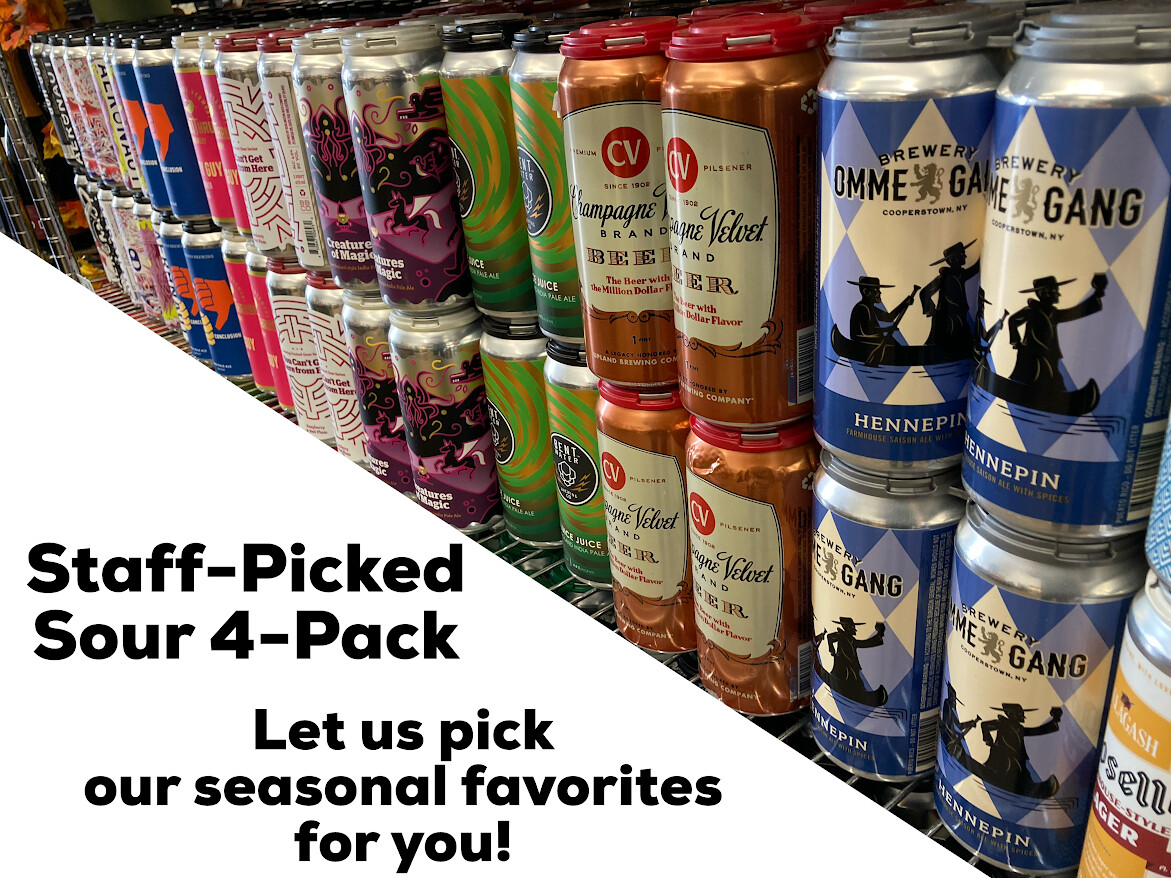 4-Pack Sour, Staff Pick