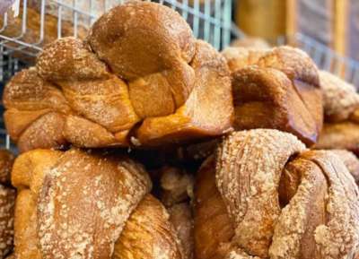 Cinnamon Bread, Formaggio Bakery