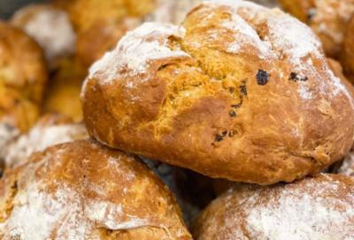 Formaggio Irish Soda Bread
