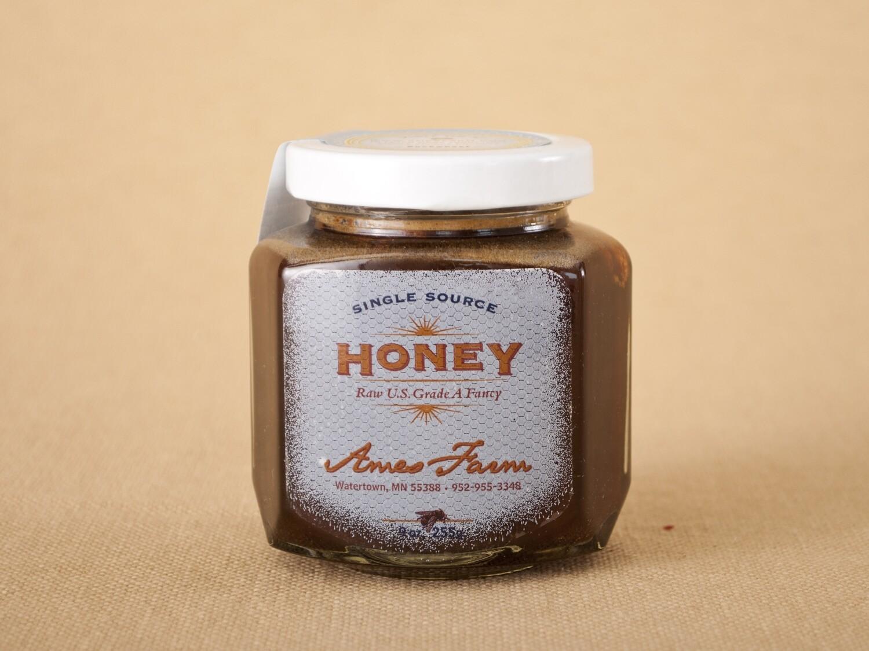 Ames Buckwheat Honey 9oz