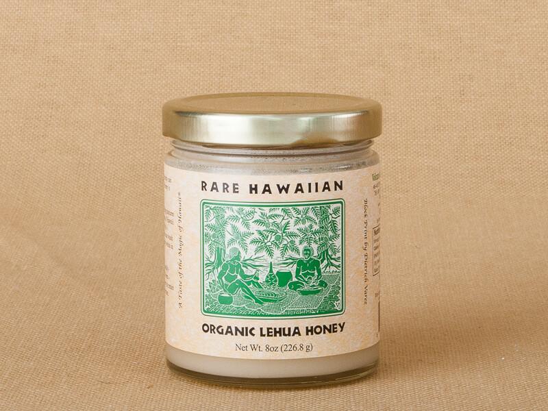 Rare Hawaiian Lehua Honey, 8oz