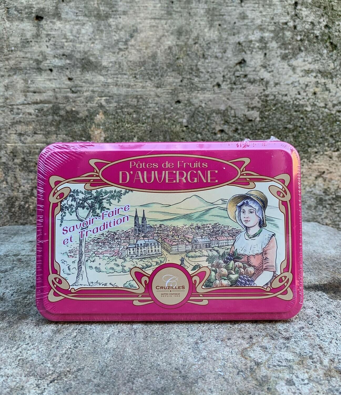 Cruzilles Pate Fruit Pink Box 330g
