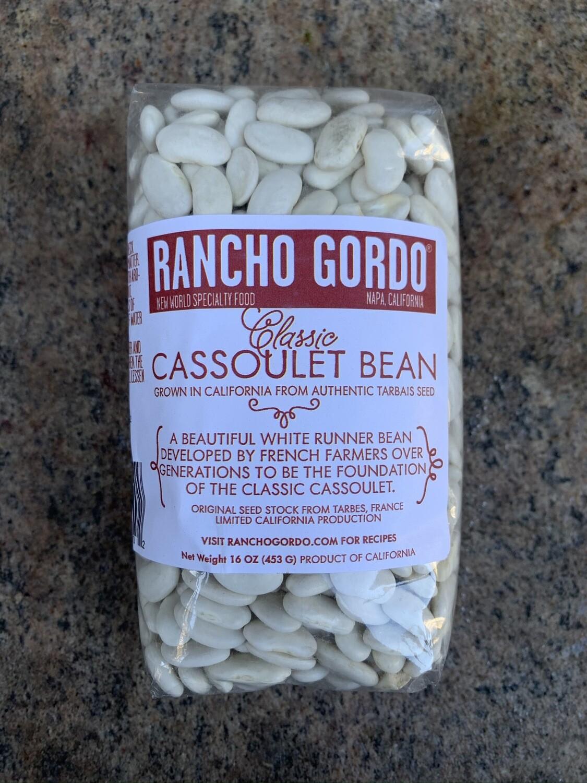 Rancho Gordo Cassoulet Beans 16oz