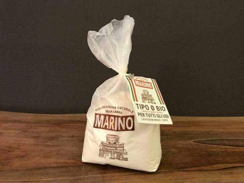 "Mulino Marino Flour Tipo ""0"" 1kg"