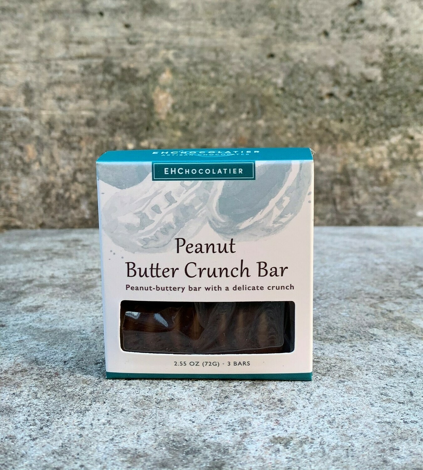 Elaine Hsieh Peanut Butter Crunch Bar