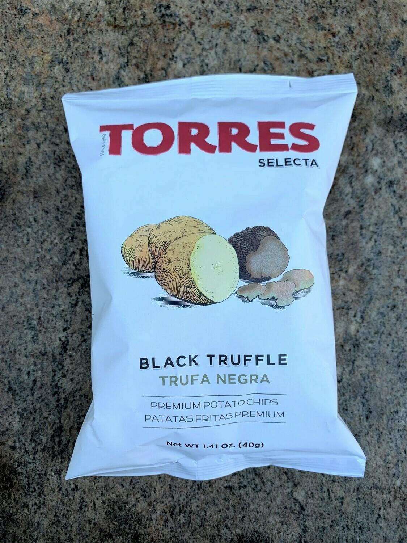 Torres Black Truffle Chips Lg
