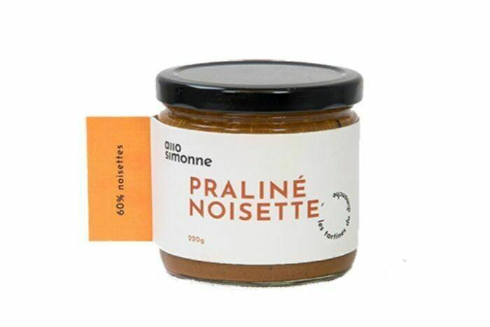 Allo Simonne Praline Noisette