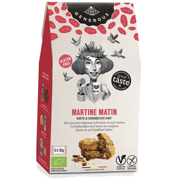 Generous Martine Matin