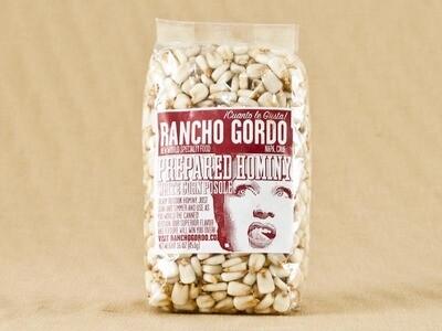 Rancho Gordo Hominy 16oz