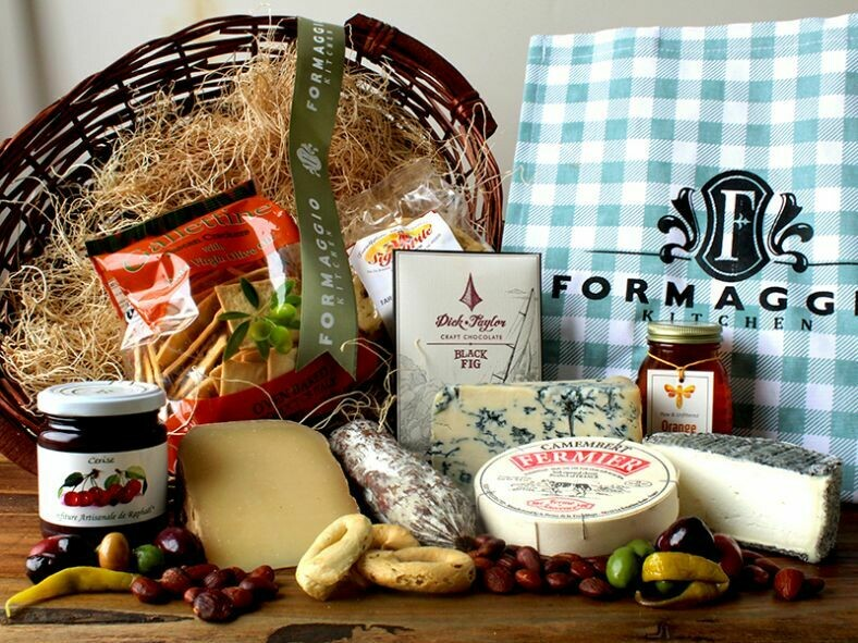 Gift Tote- Cheese Lover, LG
