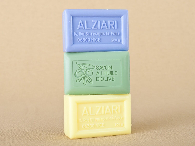 Alziari Soap Gift Box