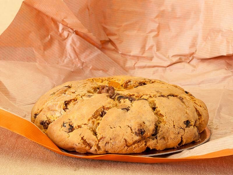 Pandolce Orange & Walnuts