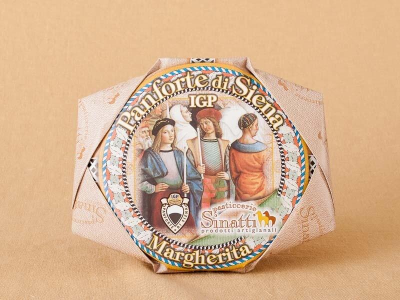 Sinatti Panforte Margherit450g