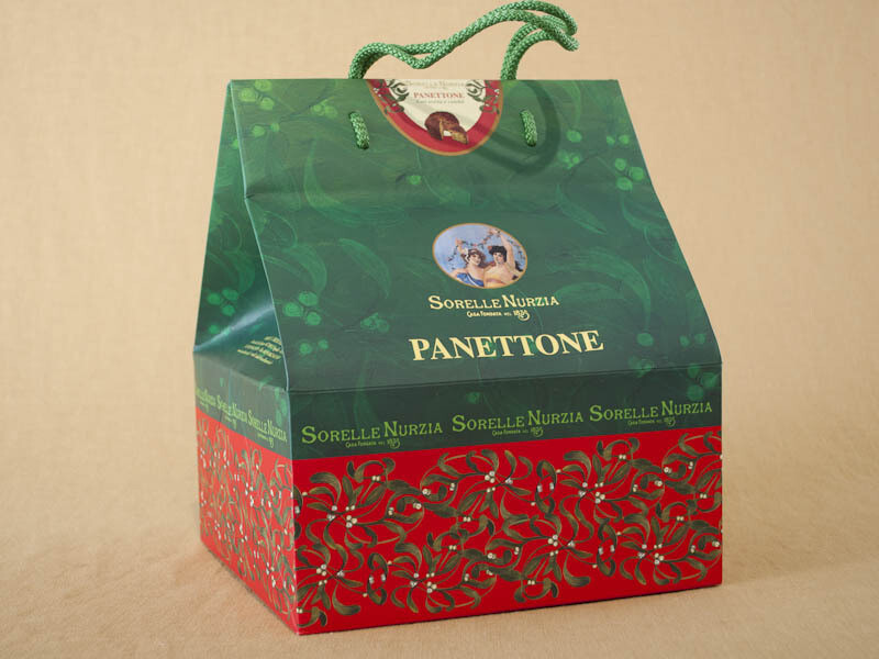 Sorelle Nurzia Panettone Bag 1kg