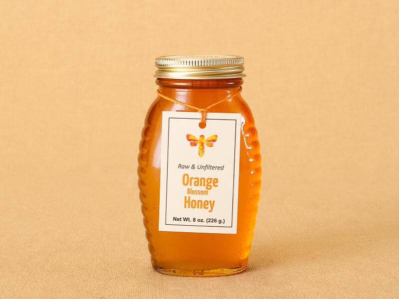 Smiley Orange Blossom 15oz