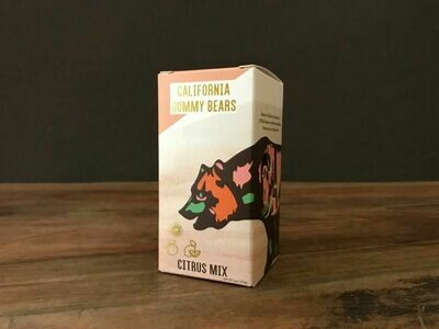 California Gummy Bears Citrus