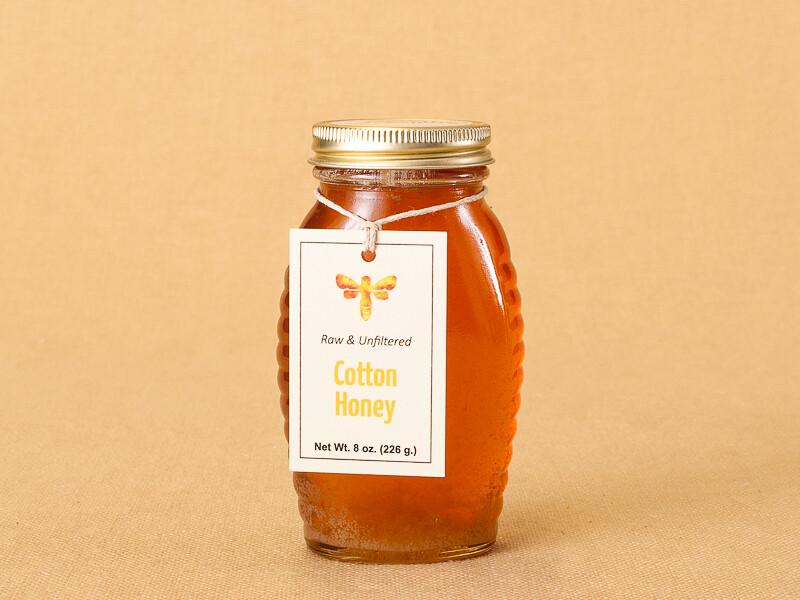 Smiley Cotton Honey 15oz