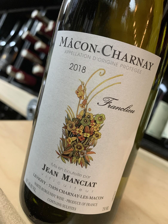 Manciat Macon Charnay '18