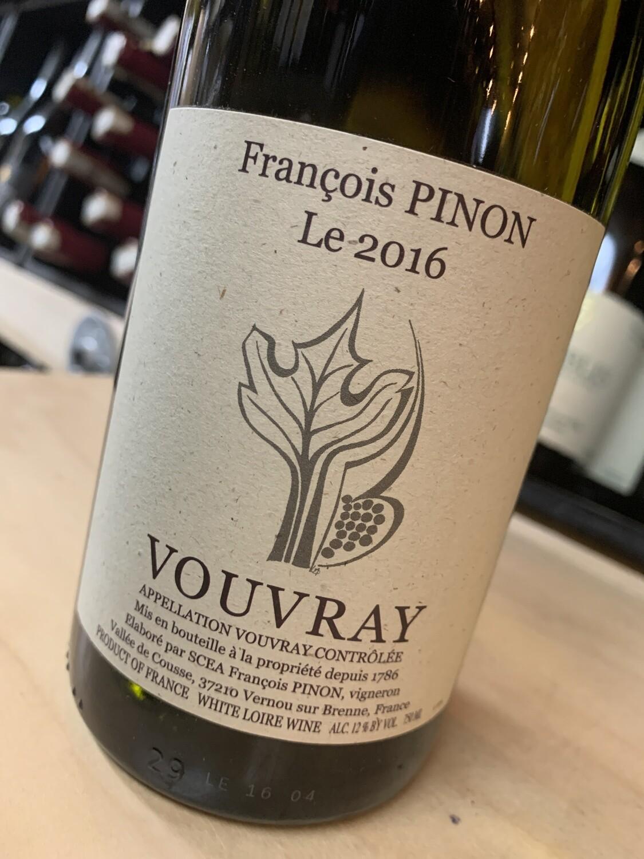 Pinon 'Le' Vouvray 2016