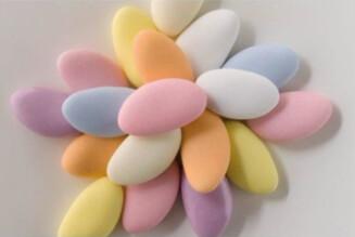 Dragées, Pastel - 1/2 Pound